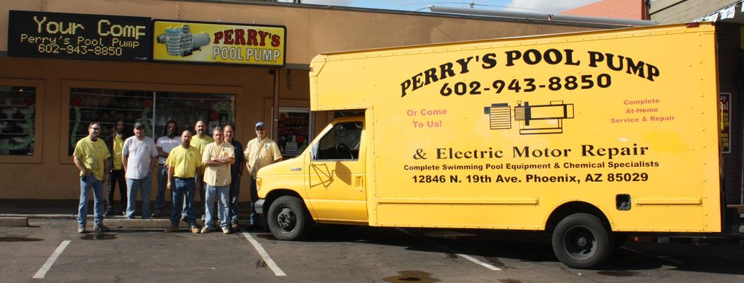 Perry 39 S Pool Pump Electric Motor Repair