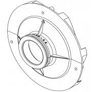 Pentair Challenger Pump 1.5-2 HP Diffuser 355270