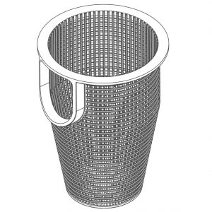 Pentair WhisperFlo Pool Pump Basket B-199 070387