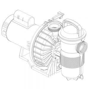Pentair Challenger Pump