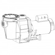 Pentair WhisperFlo Pool Pump