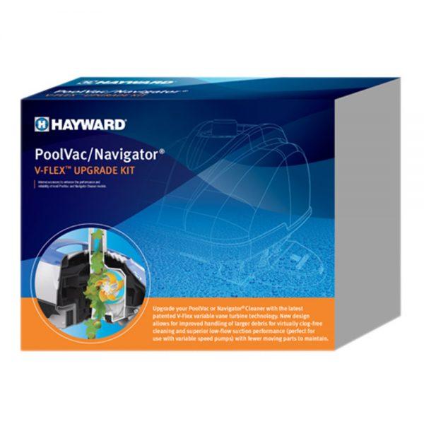 VVX3000SCKITWH V-Flex Upgrade Kit Plus Hayward Pool Vac Navigator