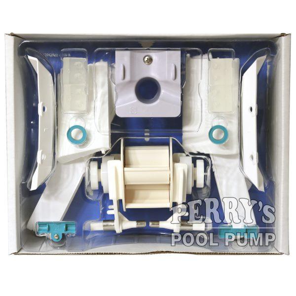 VVX3000SCKITWH V-Flex Upgrade Kit Plus Hayward Pool Vac Navigator Open Box