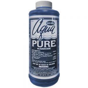 Bio-Dex Aqua Pure Concentrated Algaecide 1 QT AP132