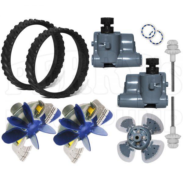 Tune Up Kit Zodiac MX8 + Cyclonic Scrubbing Kit